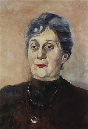 Сарьян - Ахматова